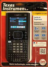 Calculatrice Texas Instrument TI -nspire CX CAS
