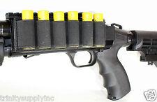 Mossberg 500 20 Gauge Shell Holder accessories black