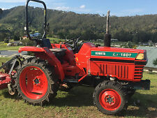 Best tractor for small acreage.