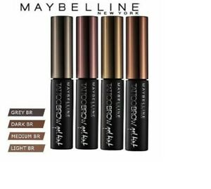 MAYBELLINE Tattoo Brow 3 Day waterproof Gel Tint