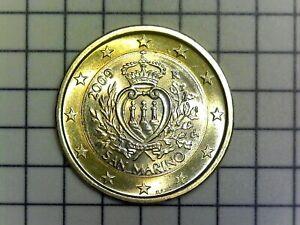 SAN MARINO 1 €uro 2009 BU (RARE) - SPL++