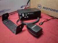 📶Motorola CM200 UHF Radio 438-470 MHz 40 Watts 4Ch Ham AllStar Tested Working