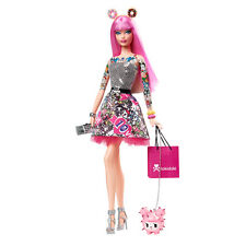 Barbie Collector 10th Anniversary Tokidoki Barbie Doll Black Label Donutella New