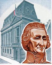 Yt 1699 A ACADEMIE DE MEDECINE    FRANCE  FDC  ENVELOPPE PREMIER JOUR