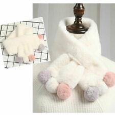 Bufandas y pañuelos de niña