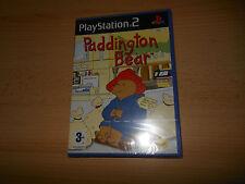 Playstation 2 Precintado Oso Paddington ps2 Pal