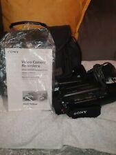 Sony CCD-FX730 Camcorder - Black