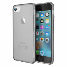 360° Silicone Protective Full Front Back Shockproof Clear Case For iPhone 5 6s 7