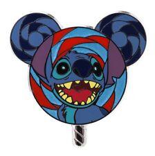 2017 Disney HKDL Lollipop Mystery Tin Collection Stitch Pin Rare