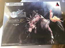 FINAL FANTASY VII ADVENT CHILDREN - RED XIII - PLAY ARTS KAI - SQUARE SEALED