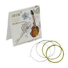 1Set Mandolin Strings 8 Strings Steel & Silver-Plated Copper Wound Strings Hot