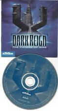 Dark Reign : The Future of War 1997, PC Game Activision Windows 95