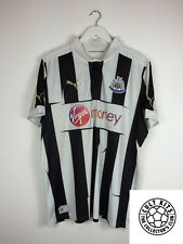NEWCASTLE UNITED 12/13 Home Football Shirt (XL) Soccer Jersey