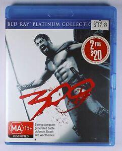 300 Blu Ray FREE POST