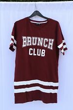 Topshop Brunch club dress/ top