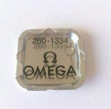 Omega 260 # 1334  Regulator Genuine Swiss Factory Sealed New