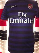 2012-13 Arsenal Away Excellent (S) Shirt Jersey Camiseta Trikot Maglia Maillot