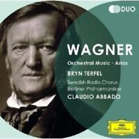 BRYN/ABBADO/BP TERFEL - ORCHESTERMUSIK/ARIEN 2 CD NEU