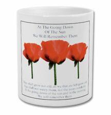 Souvenir Ode Coquelicot Mug