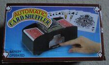 automatisches Kartenmischgerät / Card Shuffler (in OVP/ fast wie NEU)