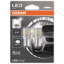 OSRAM LEDriving STANDARD Retrofit 382 P21W 12V Cool White Bulbs Rear Brake Tail