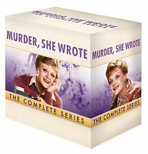 Murder She Wrote Complete Series Seasons 1-12 DVD, box set  Visa/MC Pay only