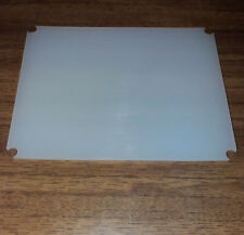 3 mm Silicone Rubber Sheet 11,5cmx7cm