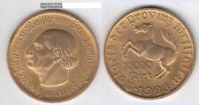 10.000 Mark 1923 Freiherr vom Stein Westfalen ca. 31,91 g Pferd Horse (T2199)