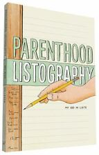 Parenthood Listography: My Kid in Lists (Paperback or Softback)