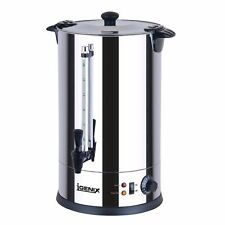 Igenix 8.8Litre Stainless Steel Commercial Catering Tea Urn/Hot Water Boiler B05