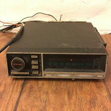Craig S200 Under Dash Car Auto 8 Track Player And Fm Radio