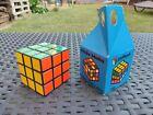 Rare Vintage Politoys Magic Cube, BŰVÖS KOCKA Rubiks Cube TRIÁL