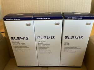 Elemis 3 Piece Exfoliator Collection brand new sealed & boxed