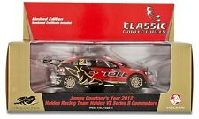 1:43 Classic Carlectables Holden VE Commodore James Courtney 2012 V8 Supercars