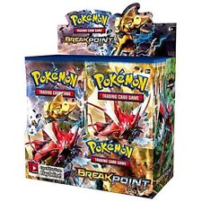 Pokemon Cards XY BREAKPOINT English Booster Box (36 Packs) - New Factory Sealed