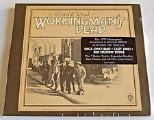 Grateful Dead - Workingman's Dead - NEW CD SEALED & ReMastered + 7 Bonus Tracks