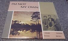 "Donnie Plemons/David Taylor ""I'm Not My Own"" SEALED NM GOSPEL LP ODESSA, TX"