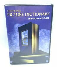 The Heinle Picture Dictionary Interactive CD-ROM BRAND NEW SEALED
