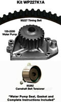 Engine Timing Belt Kit with Water Pump-Water Pump Kit w/o Seals Dayco WP227K1A