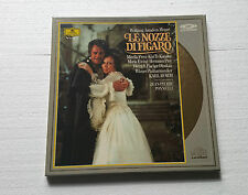 W.A. Mozart - Le Nozze Di Figaro LD Laser Disc Laserdisc Vintage Bildplatte LD1