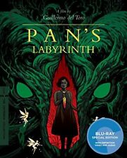 Criterion Collection Pan's Labyrinth - Movie DVD BLURAY
