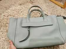 Coach bleecker riley carryall in saffiano leather satchel