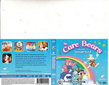 The Care Bears-Adventure In Wonderland-[75 Minutes]-1987-Animated TCB-DVD