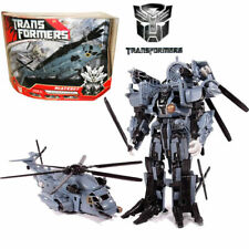 Transformers Blackout Decepticon Voyager Class Robot Helicopter Figures Action