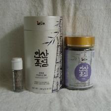 Insan Purple Bamboo Salt (Particle:240g) / Food-Medicine  !!