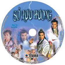 Sở Lưu Hương 1984 - Phim Bo Hong Kong TVB Blu-Ray - USLT