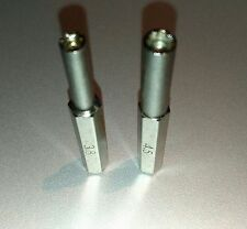 Schraubendreher Sternschrauben Bits 3,8 + 4,5 mm Super Nintendo Konsole Snes Nes