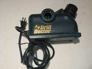 Drill Doctor Dr bit sharpener model 250  works