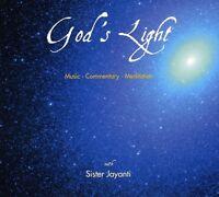 Sister Jayanti - God's Light [New CD] Digipack Packaging