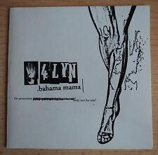 4LYN    -    Bahama Mama      ++  Promo - Maxi-CD  ++